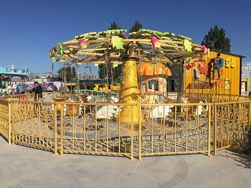 Flying Chair Golden Childhood Midway Rides
