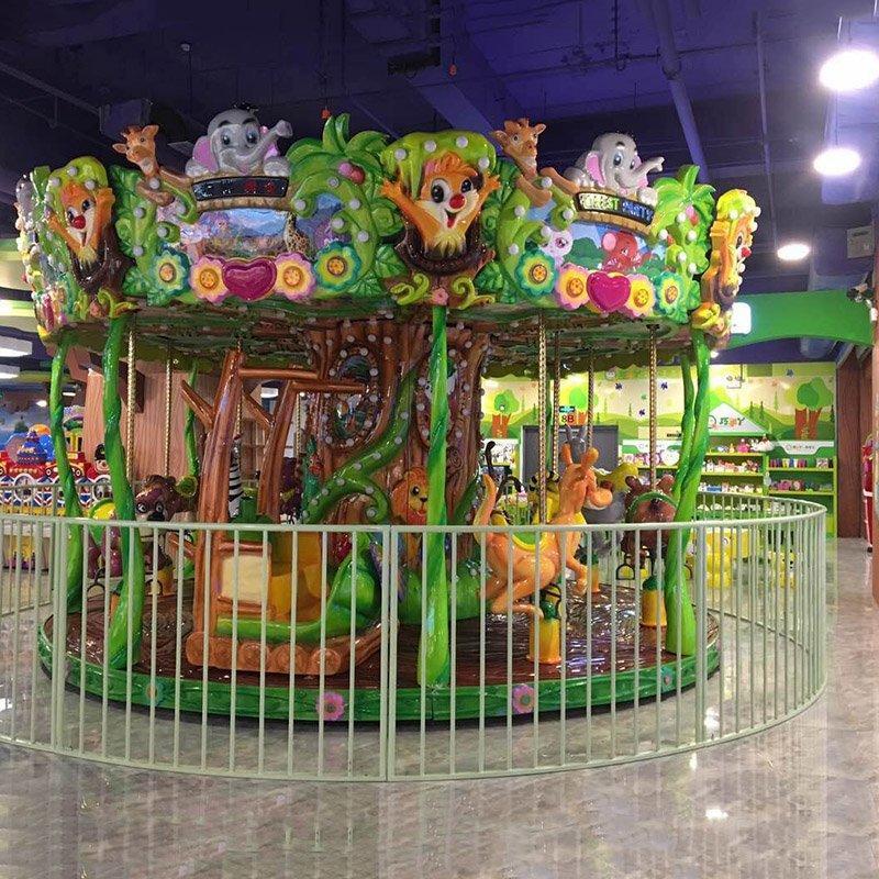 Carousel 12P Animal
