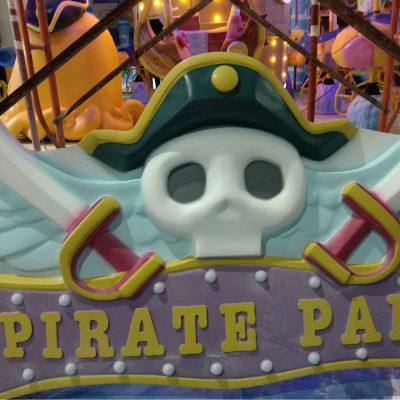 World Fun Attractions-High Quality Caribbeanisland-pirate Eddy Carousel | Carousel-1